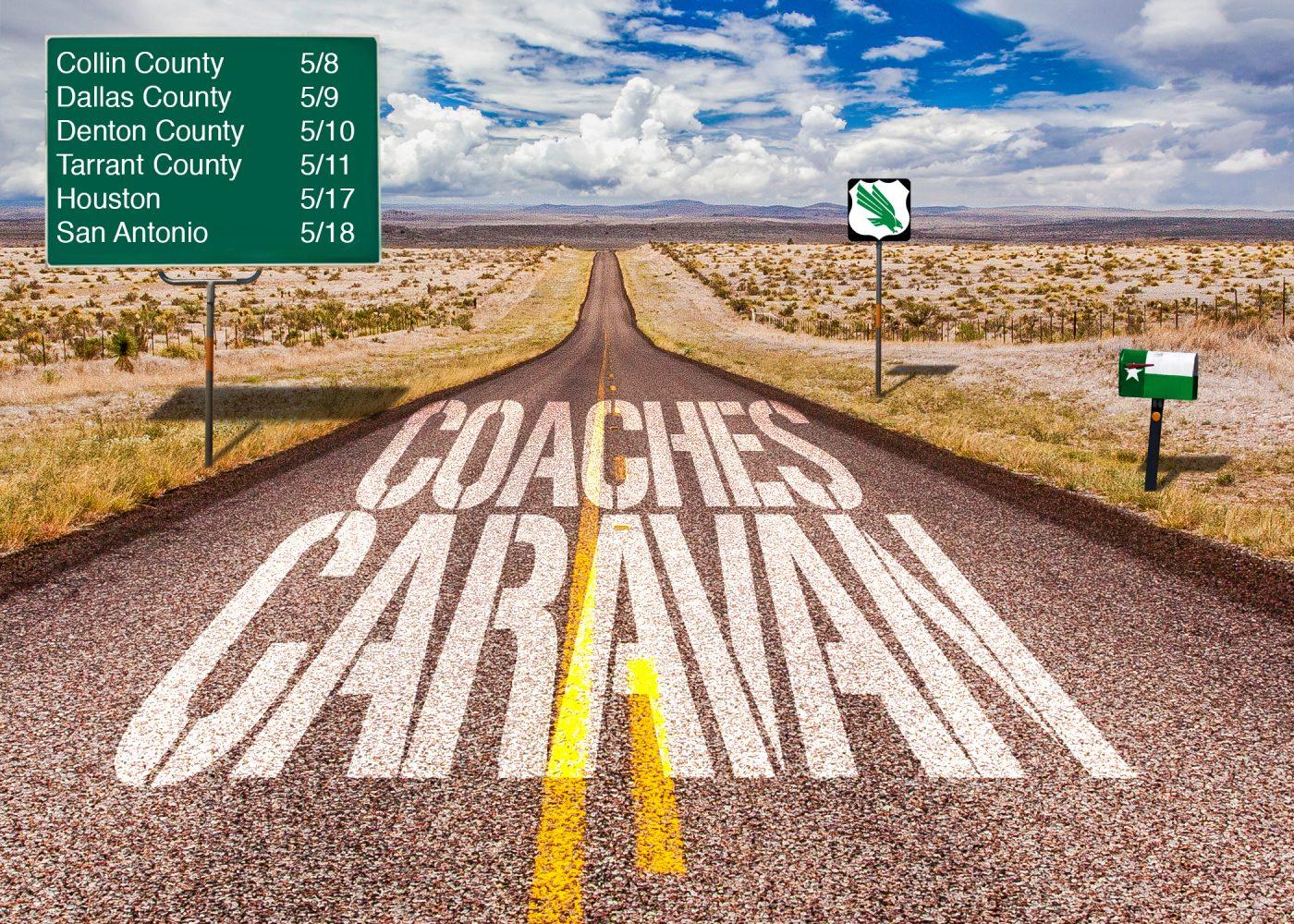 Coaches Caravan: San Antonio